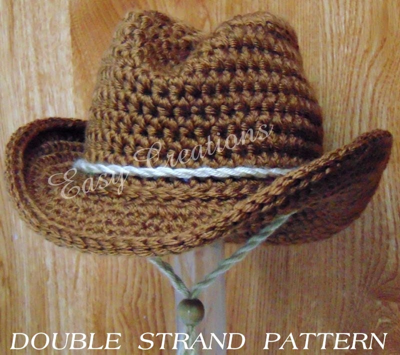 Low Price Toddler Crochet Cowboy Hat Pattern Free B3c37 4fac4