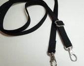 SHOULDER strap-Cross-body strap, adjustable  shoulder strap/neck strap for your cellphone CASE, long lanyard key fob - choose color