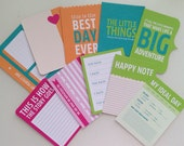 Journaling cards recollections