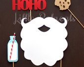 Winter Photo Booth Props. Christmas Party Photobooth. Holiday Office Party. Christmas Minis