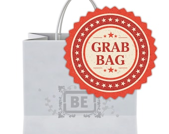 Grab Bag of Goodies from BEsomethingnew, A Suprise Box Of Hair Accessories, Gifts for Her