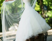 Elegant Ivory Cathedral Wedding Veil Precision Cut Edge wedding vail 108 Inches Long and 108 Inches Wide Bridal Veil 43854