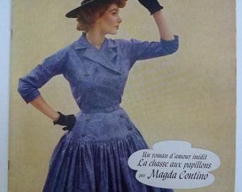 La Revue Moderne Magazine November 1955