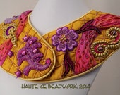Crazy Quilt Cozy Collar