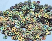 100 Rainbow Color Round sequins/KBRS056