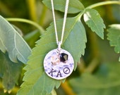 Kappa Alpha Theta Necklace, Kappa Alpha Theta Jewelry, Sterling Silver - Sorority Jewelry, Greek Jewelry, Sorority Christmas Gift