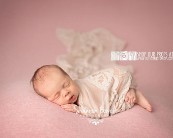Ruffle Drape Newborn Photography Props, Layers, Blanket Newborn Photo Props, Baby Photo Props, Baby Wrap Props, Lace, Sheer, Girl Props