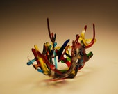 Glass Sculpture by Vivian Calderon
