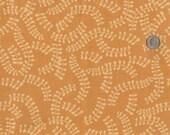 1/2 yd. calypso kite tails, orange