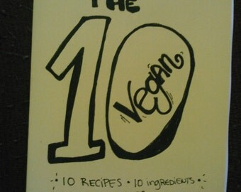 The Vegan 10 Zine