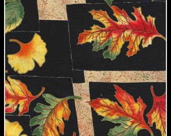 Fall Splendor - Fall Leaves Fabric