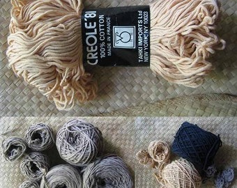 Cotton Yarn Creole '81