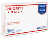 3 day Priority shipping  upgrade USA only