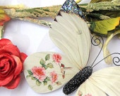 Butterfly Embellishments Humingbird Whispers