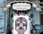The Skull Quilt PDF Quilt Pattern // Maureen Cracknell Handmade