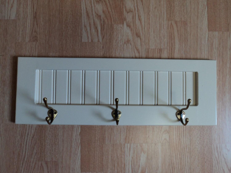 country flat coat rack wood wall hanging hat rack. Black Bedroom Furniture Sets. Home Design Ideas