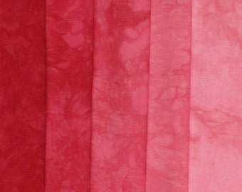 Hand Dyed Fabric Shades - Venetian