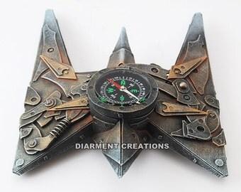 Steampunk Mechanical Compass