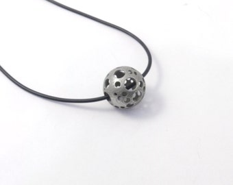 Moonball Necklace (3 finishes)