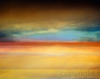 number 242.  Abstract Landscape Photograph.  Giclee.  Museum paper