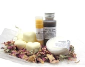Mini Vegan Spa Kit - A Fully Customizable Gift for Yourself or Someone Special