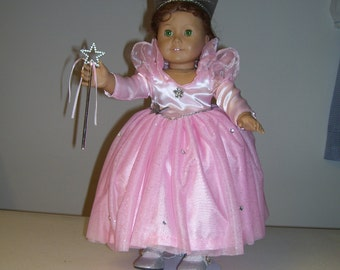Glinda the Good Witch doll dress