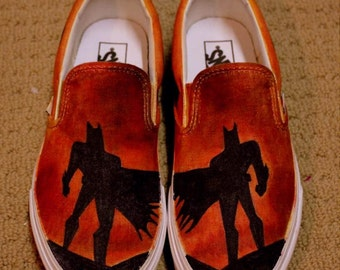 Made to Order BATMAN the ANIMATED SERIES shoes