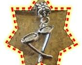 SUNGLASSES Charm ~ European Style Dangle Charm