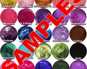 Samples Lip Gloss-Sugar Babies Jojoba Lip Glaze-Pink Sugar Rush Flavor-SAMPLES
