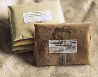 Organic Cleansing Grains Refill. Double size. Pick any from 21 types
