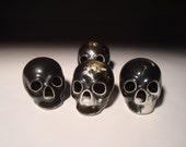 Black And White Skull Set Gang Of Four