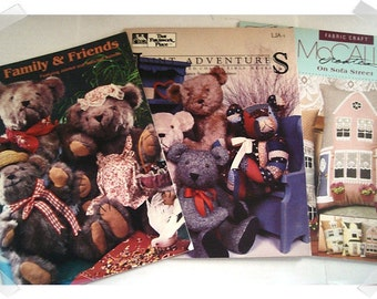 Craft Booklet Lot /Sewing/ Single Or Set of 2*/1983/1984/Booklets*