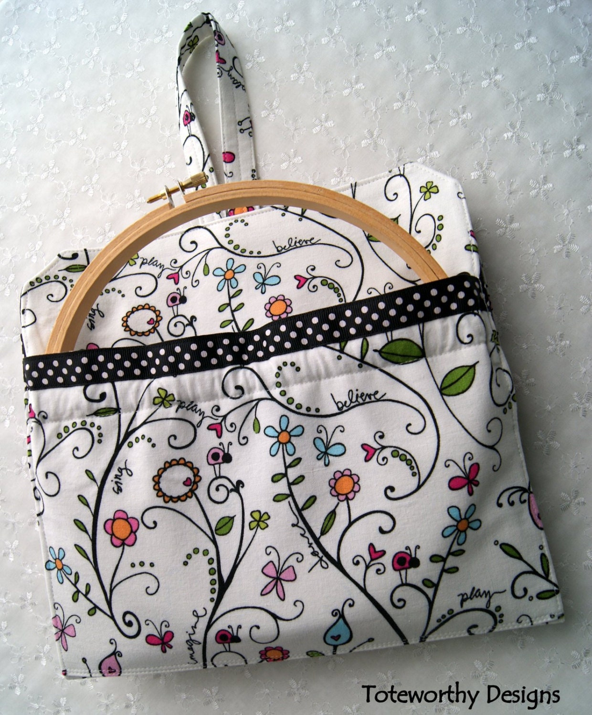 Cross Stitch Supplies Organizer DMC Floss Holder Embroidery
