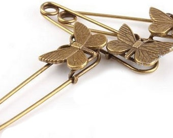 Butterfly Pin (EMB-114)