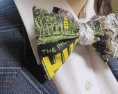 Marvel Comic Sketch Cartoon Bow Tie