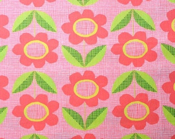 SALE!  Havanna Red colorway..Monaluna..GOTS certified organic cotton...Bloom