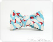 The Lebowski - Freestyle Bowling Pin Bow Tie