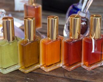 Natural Perfume Sample - More Life Collection eau de perfume-perfume, botanical perfume, organic, rose, jasmine, neroli, women, men