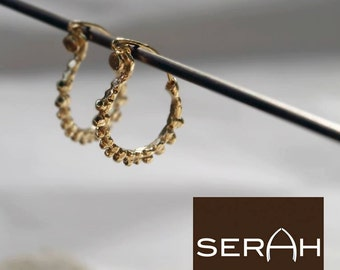 Knotted Earring, Roman-like design