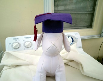 Dogs, Cats, Pets Graduation HATS