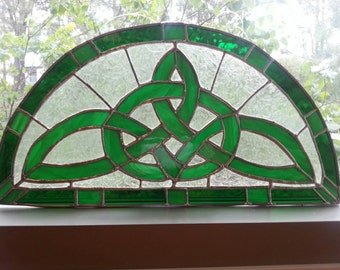 Knotted Triquetra Arch