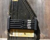 Antique Autoharp, Zither, Smoky Mountain Moonshine Blues