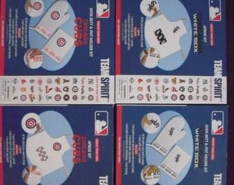 Team Spirit MLB Apron/or/Oven Mitt Kit - Chicago Cubs or White Sox