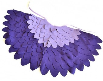 Childrens Dress up Costume Wings, Kids Fairy Wings, Girls Toddlers