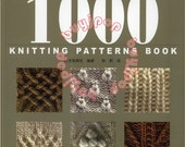 Chinese Edition Japanese Craft Pattern Book Encyclopedia of Knitting and crochet 1000 pattern