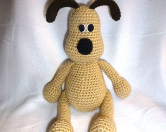 Wallace And Gromit Knitting Pattern : Wallace and gromit Etsy