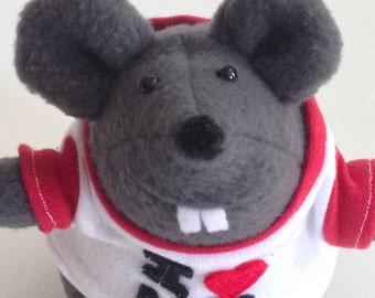 Custom New York Plush Rat