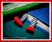 NEW Wicked Witch Bookmark DESIGN -  Inspired by Oz Movie