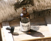 All Natural Wood Beard Oil
