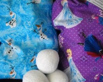 set of 15- Frozen Snowball Fight